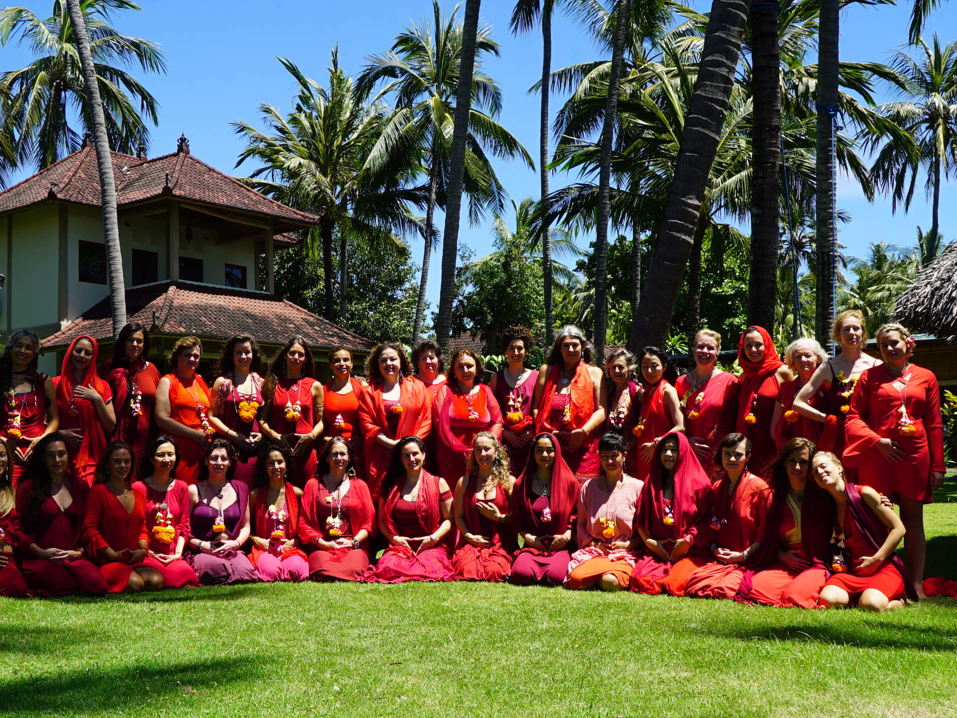Womb Awakening Bali Teacher Training